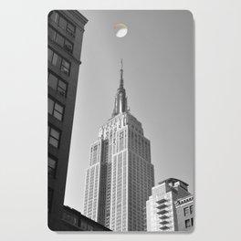 New York Landmark Cutting Board