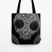 spice Tote Bags featuring sugar & spice. by kyrsten martel