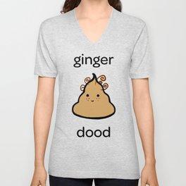 the ginger dood Unisex V-Neck