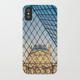 In The Pyramid iPhone Case
