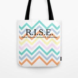 R.I.S.E. // 2014 Tote Bag