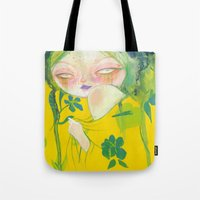hawaii Tote Bags featuring Hawaii by STUDIO KILLERS