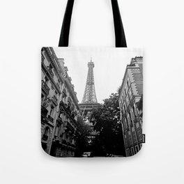 Paris III Tote Bag