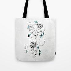 Poetic Key of Luck  Tote Bag