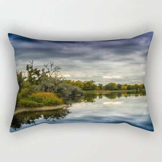 Storm 2 Rectangular Pillow