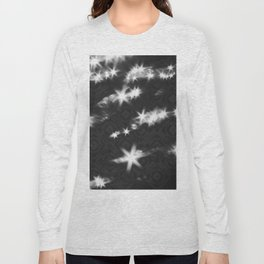 reflections pattern Long Sleeve T-shirt