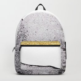 Golden touch Backpack