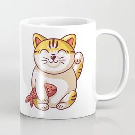 Lucky Cats Coffee Mug