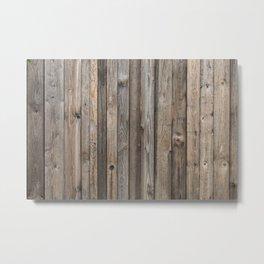 Boards Metal Print
