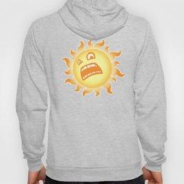 SCARED SUN Hoody
