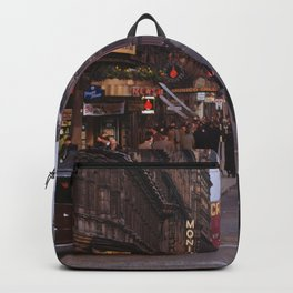 Piccadilly London Kodachrome Backpack