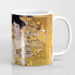 THE LADY IN GOLD - GUSTAV KLIMT Coffee Mug