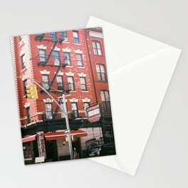 Lower East Side NYC Stationery Cards