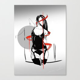 She.2 Canvas Print