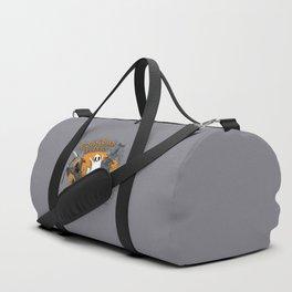 Goth Xmas Is Here Duffle Bag