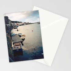 Whitby Row Boats Stationery Cards