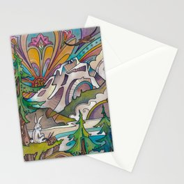 Perspective Reverie Stationery Cards