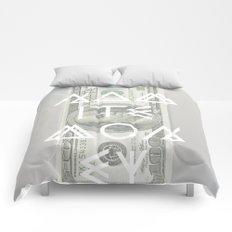 DYNAMITE MONEY Comforters