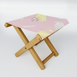 Happy Folding Stool