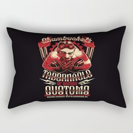 Chumbucket's Tabernacle Rectangular Pillow