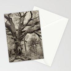 Old Oak Dark  Stationery Cards