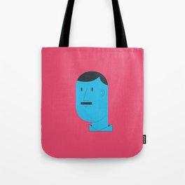 Mostachin Tote Bag