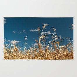Autumn Corn Rug