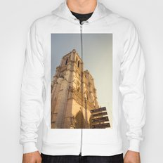 Paris Cathedral Notre Dame  Hoody