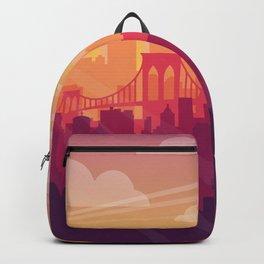 Brooklyn Sunset Backpack