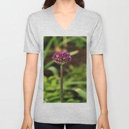 Beautiful Onion Blossom Unisex V-Neck
