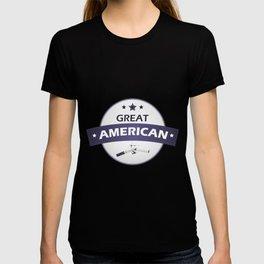 Great American don't smoke - Great American Smokeout T-shirt