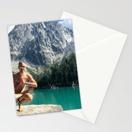 Mountain Zen Stationery Cards