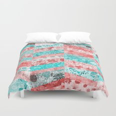Paris Pattern Duvet Cover
