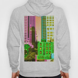 Vancouver BC Hoody