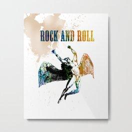ROCK ART #stairway to heaven Metal Print