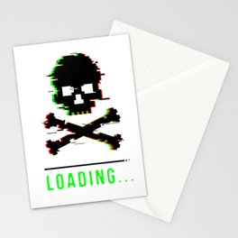 Dead Reaper pension sarcasm funny gift Stationery Cards