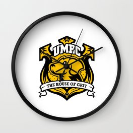 UMBC The House Wall Clock
