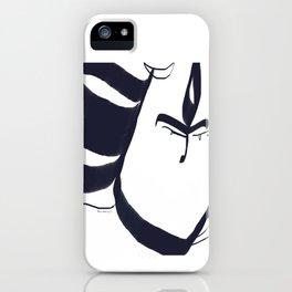 Shiva Minimal India iPhone Case