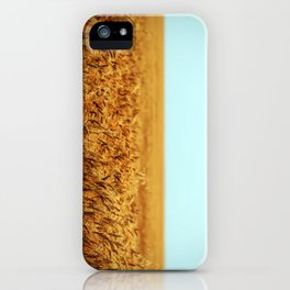 Pure Gold iPhone Case