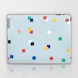 Here and Square Pattern Laptop & iPad Skin