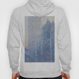 Cathedral - Claude Monet Hoody