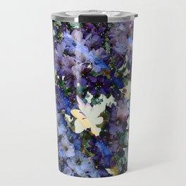Garden Gate Travel Mug