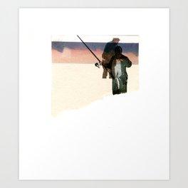 HOOK// Art Print