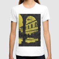 milan T-shirts featuring Milan 4 by Anand Brai