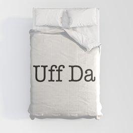 Uff Da Comforters