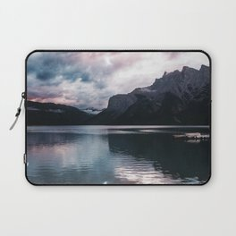 Lake Minnewanka Laptop Sleeve