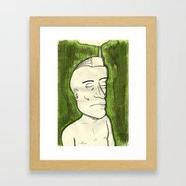Heaviness#1 Framed Art Print