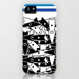 Tuukkaq with 2 tripes iPhone Case
