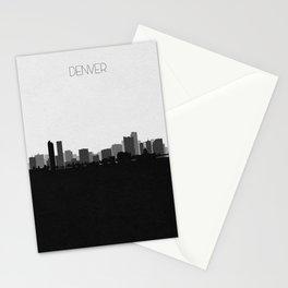 City Skylines: Denver (Alternative) Stationery Cards