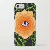 chakra iPhone & iPod Cases featuring Sacral Chakra by DuckyB